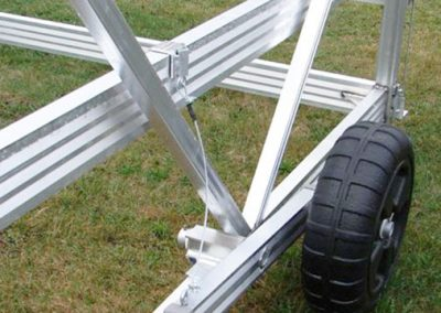 Self Raising Wheel Kit